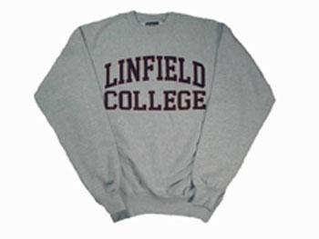 Linfield-sweatshirt