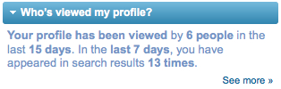 LinkedIn-WhoViewedMyProfile