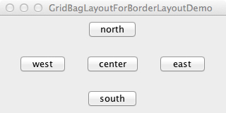 GridBagLayoutForBorderLayoutDemo_screenshot1